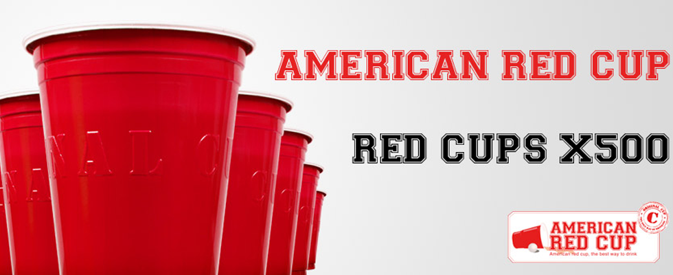 American Red Cup Party