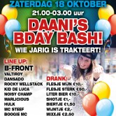DAANI'S BDAY BASH!